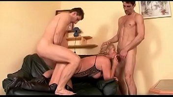 hairy milf prissy Old perv fucks young babe as milf naked brunette mom watches