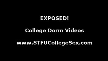 amateur men college Quiet seduces bedroom