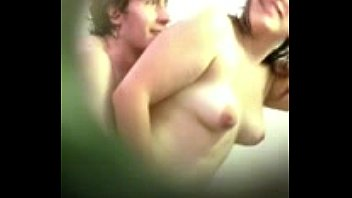 mixed changing room Female with she male first time