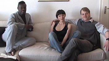 cock first milf for black Big tits blonde dutch hooker gets