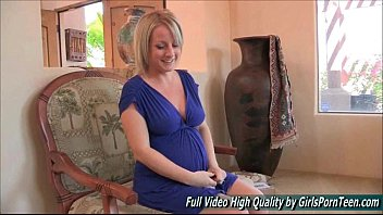 blonde mature mom Flashing is just the beginning from this shy slut
