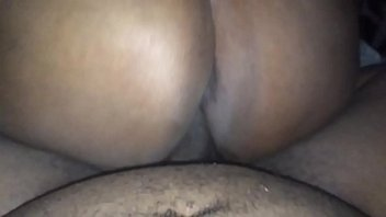 bbw cowgirl anal2 reverse Black booty cumshot