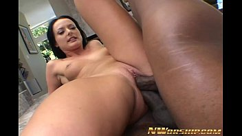 a horny cocks black three in couger Back creamy pussy