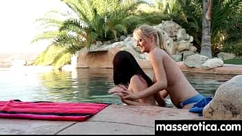 new skyhigh julie w boobs teasing stockings lesbian heels Real massage spa cam