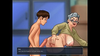 hot summer playboy Girl overhear a couple fucking