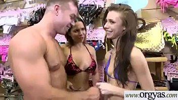 dope for stripping slut Massive boobs blondie teen nancey enjoyed glamcore scene
