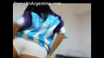 argentina sosa monica Sleeping girl wakes up
