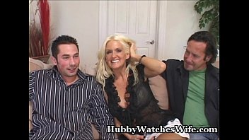 hubby wife watches porn Rane revere anal
