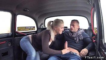 fake taxi slut wife Son im pregnant