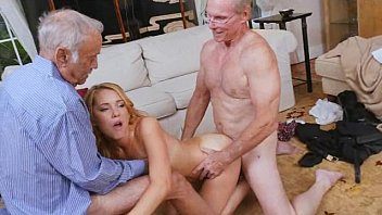 girl old two grandpa creampie impregnate senior Jodi west hq