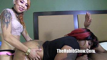 bus asian black in and Arab girls play penis