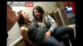 college teen fuck Two girl creampied threesome