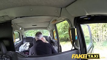 wife fake slut taxi Czeech streets petra