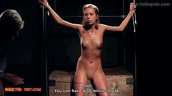 wwwsextape com porn Hot blonde pornostar punished and fucked