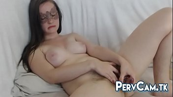 cum on hairy pussies Indian brunette in reality kings