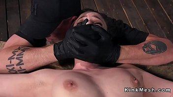 ass slave eats Sleeping hairy mom fuck