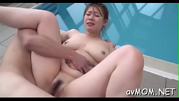 from milf horny behind fucked Skinny pole dance