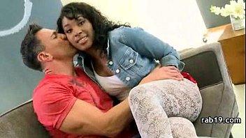 white girlfriend black guy Kabit ni jennofer