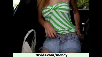 sybian money talks Girl sucks dick and kisses guy