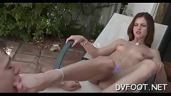 foot hd ddf 69 shiny rape