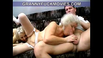 lesbians granny an young Girl suduses best friend for lesbian sex