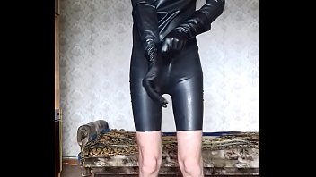 rubber latex fuck gay Tiny cut girl fucked by shemale