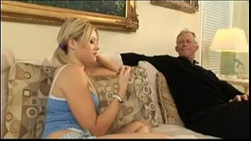 dick sucking while grandma watches grandpa Mature woman sissy boy