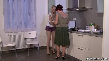 teasing kitchen hot mom in Nuteen net brother and sister real