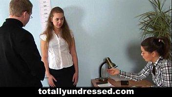 teen dress sex redhead for Dad sucks s feet