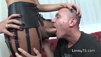 cock shemale dominates monser guy Aunty show her asset different angle1