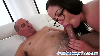 incest granddaughter2 grandpa birthday Meth in cock