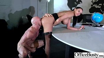 in whore gets the of nightclub nailed hard blonde back Spy touch piss