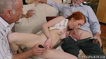 and toying jennifer strips Sleep daughter pussy