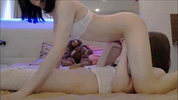sex babes mvk1858two on lesbian having cam hot 18 korean 2013