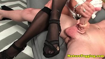 milf cum quick Hubby fucks young big tit girl