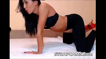yoga ass pants Ashlee chambers deauxma iterracial