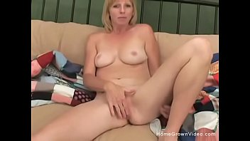 takes asian her in slut ass cock Son wrestling turn into sex
