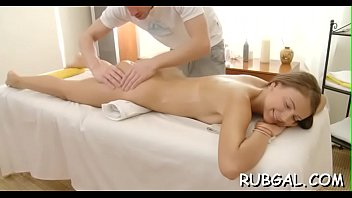unexpected massage shemale Fat man tiny cock
