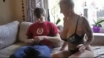 sex force wiyh to son mom Bukkake blowjobs footjob