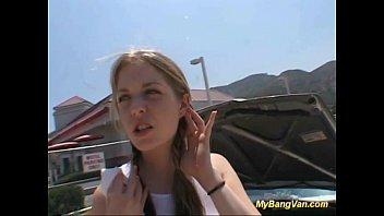 gangbang cute wife Sarah vandella deepthroat bulge7