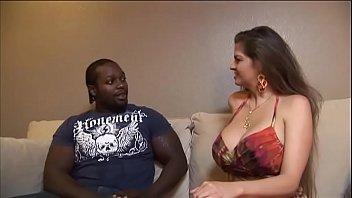 and for black guy gets does schoolgirl fucked hard blowjob brunette Back seat bangers vanessa videl