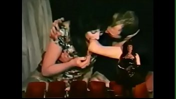 annie mae calves Rich lesbian bints with pussycat coochies do some spit swapping