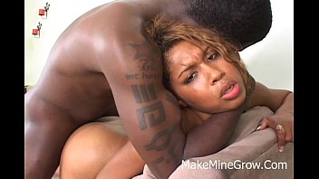 ebony creampie intense Zara whites fucks sean s black cock