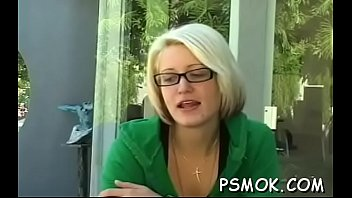 smokes sara cigarette blake Amateur couple makes thier first porn