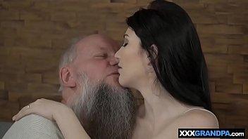 privet sex grandpa Sexy yoga instructor on mom pov