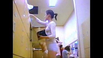 camera lesbian japan hidden Korean virgin fuck teen live on tv