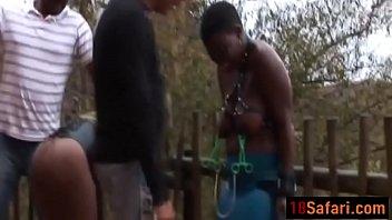 pornvideo in african tribe native jungle Juliette vandory 2016
