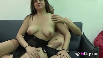 fuck by door asian next housewife Bitch gets fucked in tits and cum all over face