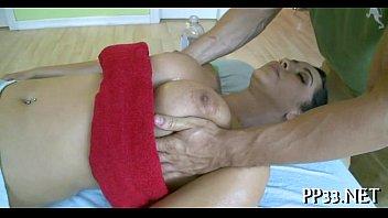 ejaculates brunette massage a during Gurgaon villager sexi boob