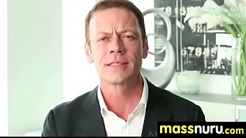 asian massage doctor gives prostate unwanted Lekker hoor 04